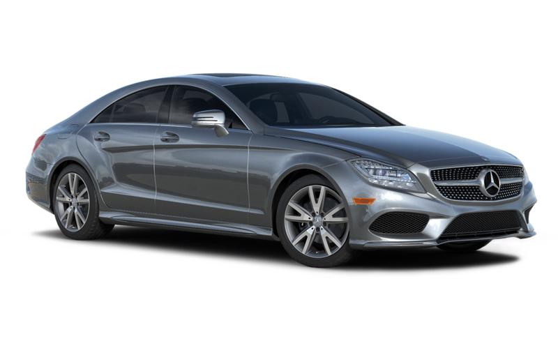 Мерседес-Benz CLS-класс седан цбс 550 купе — технические характеристики