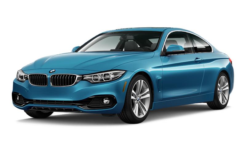 2018 BMW 4-й серии купе 440i — технические характеристики