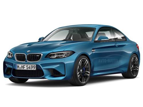 Купе BMW M2 описание,характеристики,модификации,фото,видео.