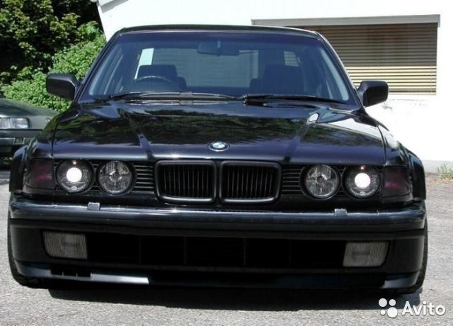 BMW e32 730 технические характеристики