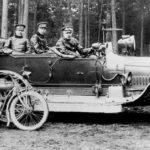Как развивалось автомобилестроение в России до 1917 года.