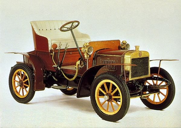 Как и когда был изобретен автомобиль
