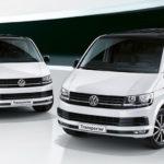 Новый Volkswagen Transporter,по цене £ 28 990 в Великобритании.