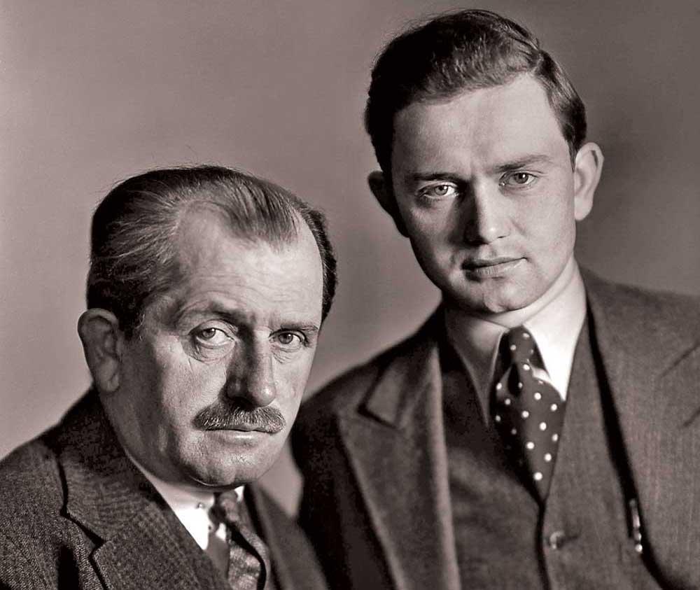 Фердинанд Порше и история компании