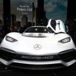 Mercedes-AMG Project One: король прибыл с более чем 1000 лошадиных сил.