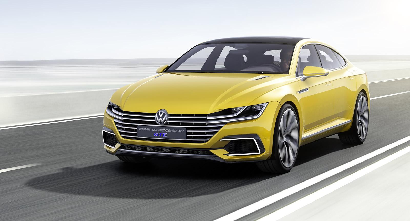Volkswagen sport coupe concept gte: обзор,характеристики,комплектация,цена,фото,видео.