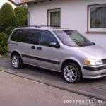 Opel sintra:описание,технические характеристики,модификации,фото,видео.
