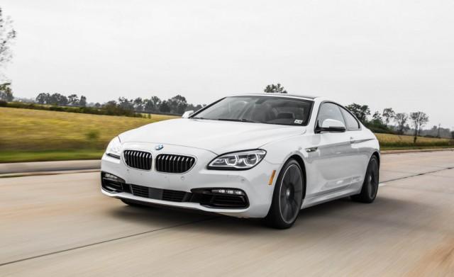 2017 BMW 6-Series купе и кабриолет: обзор,блок питания,фото,видео,интерьер,дизайн.