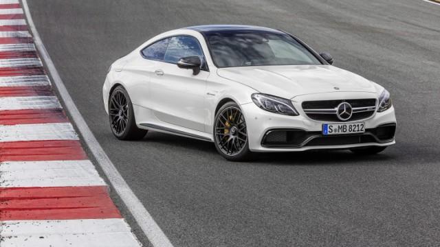 Mercedes-AMG C63 Coupe (2016-2017) — обзор,описание,характеристики,цена,фото,видео.