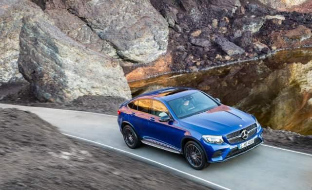 2017 Mercedes-Benz GLC: обзор,описание,технические характеристики,фото,видео,цена.