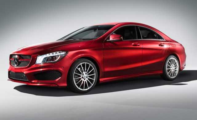 Mercedes CLA: обзор,описание,двигатели,безопасность,цена,фото,видео