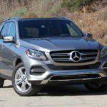 Mercedes GLE: обзор,двигатели,интерьер,внешний вид,цена,фото,видео.