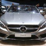 2017 Mercedes S-Class: обзор,описание,характеристики,цена,фото,видео.