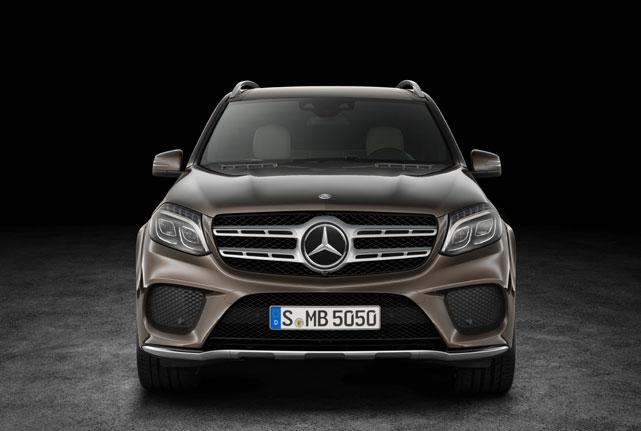 2017 Mercedes GLS: обзор описание,комплектация,характеристики,фото,видео,салон,внешность.