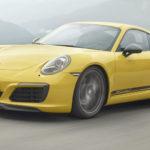 2018 Porsche 911 Carrera T- с ценой от 102 100 долл США.