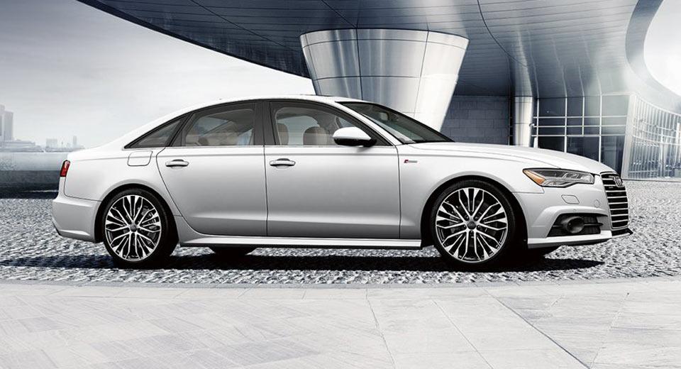 2018 Audi A6 Sport по цене от $ 52,175 в сша.