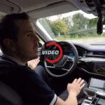 Audi A8 и новое поколение автономного вождения 3-го уровня.