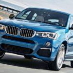 BMW X4 M40I 2016-2017: обзор,описание,характеристики,комплектации,цена,фото,видео.