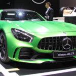 Статистика продаж новых автомобилей в 2017 году в Германии.
