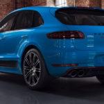 Эксклюзивный подарок от Porsche —  Porsche Macan Turbo Exclusive Performance Edition