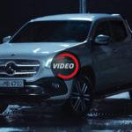 Новый Mercedes-Benz X-Class TV Spot — официальное видео.