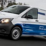 Новый 2018 года Mercedes-Benz eVito выйдет с электрической трансмиссией и стартовой ценой € 39,990