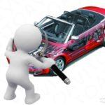 Проверка технического состояния автомобиля перед выездом.
