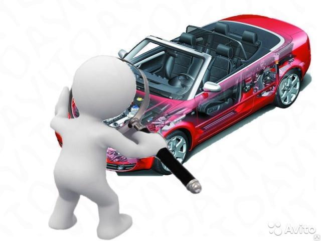 Проверка технического состояния автомобиля перед выездом
