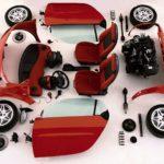 Инструменты, аксессуары и запасные части для автомобиля