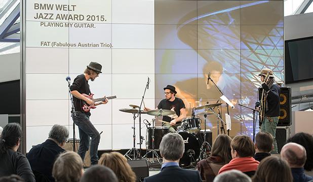 Премия BMW Welt Jazz Award 2018