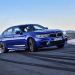 Начало производства нового  BMW M5 —  2018 года.