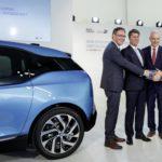 BMW Group — миллионы инвестиций в защиту климата.