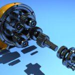 Планетарный редуктор: описание,преимущества,характеристики,принцип работы.