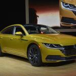 US-Spec volkswagen Arteon Lands уже в Чикаго, продажи начнутся в конце 2018 года