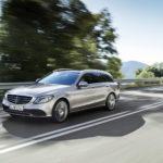 2019 mercedes-benz c-class facelift дебютирует с технологией s-class