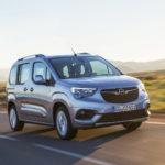 2018 Opel / Vauxhall Combo Life дебютирует с новым стилем и технологией