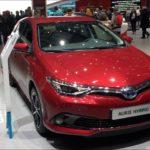 Тойота аурис: дизайн,салон,технические характеристики,фото,видео.