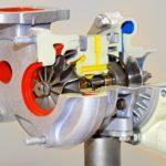Турбокомпрессор: устройство,принцип работы,фото,видео.