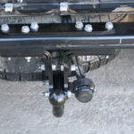Рама и тягово-сцепное устройство: описание,устройство,фото.
