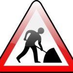 Знак 1.25 дорожные работы