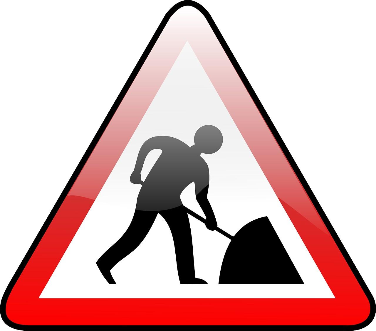 Знак 1.25 дорожные работы — где устанавливается