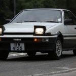 toyota ae85: двигатель,кузов,днище,экстерьер,фото,видео.