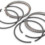 Маслосъемные кольца: описание,виды,функции,износ,конструкция.