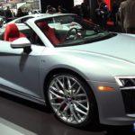 Audi R8 2018 — 2019:описание технические,характеристики,цены,фото,видео.