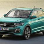 Началась предварительная продажа Volkswagen T-Cross