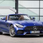 Новые модели Mercedes-AMG GT и AMG GT R PRO