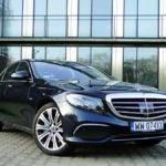 Mercedes-Benz E 350e: обзор,тест,описание,технические характеристики.