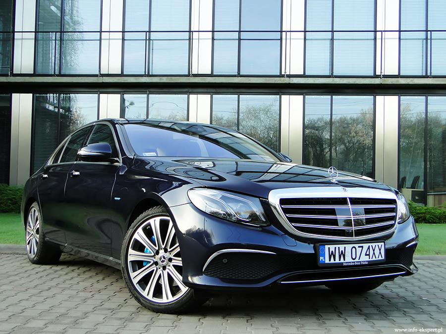 Mercedes-Benz E 350e: обзор,тест,описание,технические характеристики