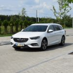 Тест Opel Insignia Sports Tourer 2.0 CDTI AT8 Elite