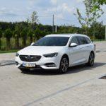 Тест Opel Insignia Sports Tourer 2.0 CDTI AT8 Elite